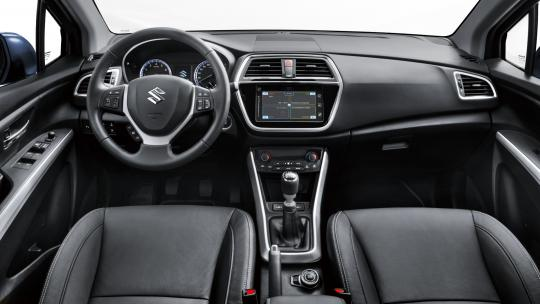 Interieur GLX S-Cross